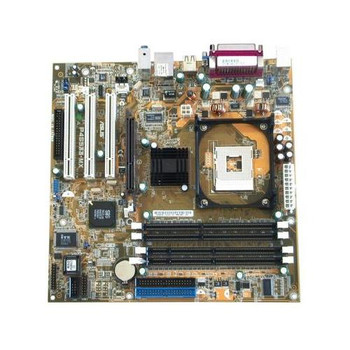 P4S533-MX ASUS Socket 478 Motherboard for Pentium 4 & Celeron 3.0 GHz+. SIS 651 (Refurbished)