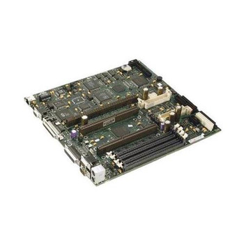 155350-001 Compaq System Board (Motherboard) for ProLiant 1850R 600MHz Processor (Refurbished)