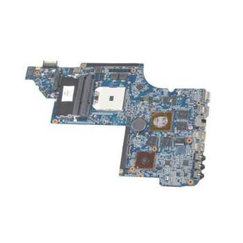 656292-001 HP System Board (MotherBoard) for DV7-6000 Intel Socket-989 Notebook PC (Refurbished)