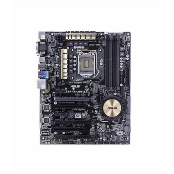 MB-Z97-AU3 ASUS Z97-A/USB 3.1 Intel Z97 Chipset Socket LGA1150 ATX Motherboard (Refurbished)