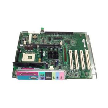 1T657 Dell System Board (Motherboard) Socket-478 for