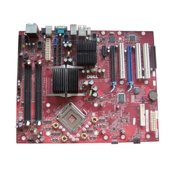 0YF432 Dell System Board (Motherboard) for XPS 700 (Refurbished)