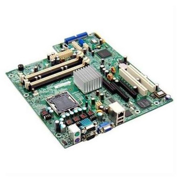 010233-101 Compaq Parts/bd/motherboard 100MHz Front Side Bus No Proc (Refurbished)