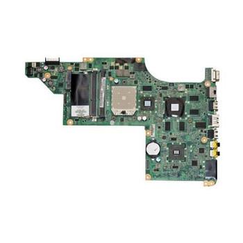 634259-001 HP System Board (MotherBoard) Intel Socket-989 for Dv7-4200 Notebook PC (Refurbished)