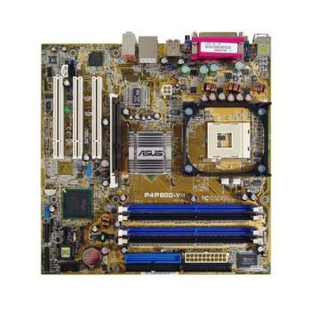 P4P800-VM ASUS Socket 478 Intel 865G Chipset micro-ATX Motherboard (Refurbished)