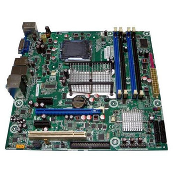 DG43GT Intel Desktop Motherboard G43 Express Chipset Socket LGA-775 1333MHz FSB micro ATX (Refurbished)