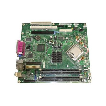 0ND237 Dell System Motherboard for OptiPlex GX620 (Refurbished)
