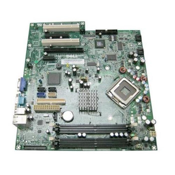 0YH299 Dell System Board (Motherboard) for PowerEdge SC440 (Refurbished)