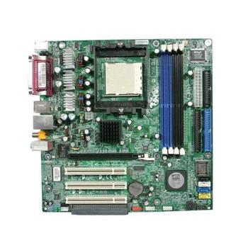 MS-7093 MSI RS480/ SB400 Chipset AMD Athlon 64/ Athlon 64 FX/ Sempron Processors Support Socket 939 micro-ATX Motherboard (Refurbished)