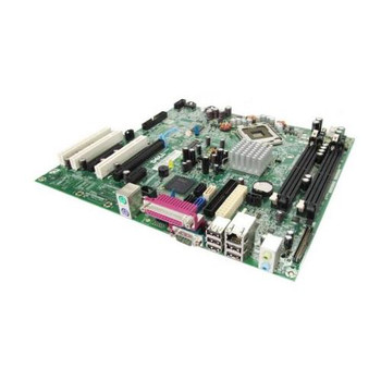 DN075 Dell System Board (Motherboard) for Precision Workstation 390 (Refurbished)