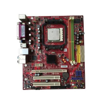 K9NGM4 MSI nVidia MCP68S AMD Athlon 64 X2 Processor Support Socket AM2 micro-ATX Motherboard (Refurbished)