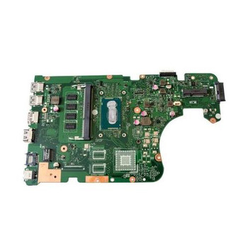 60NB0650-MB1610 ASUS System Board (Motherboard) with Intel Core i5-4210u 1.7GHz Processor for X555LA Laptop (Refurbished)