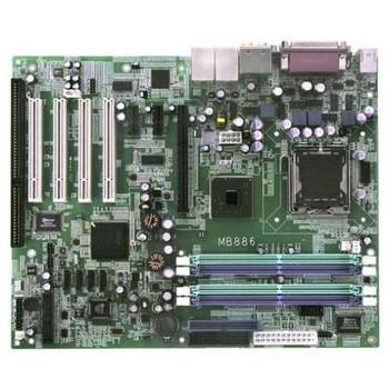 694708-221 Intel N440BX Dual Slot-1 ISA LAN ATX Motherboard (Refurbished)