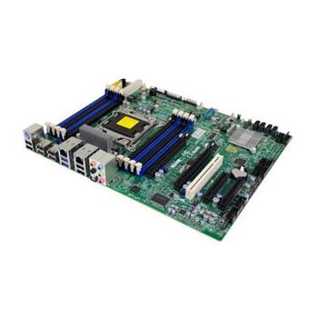 MBD-X9SRA-B SuperMicro X9SRA Server Motherboard Intel C602 Chipset Socket R LGA-2011 Pack ATX 1 x Processors Support 256GB DDR3 SDRAM Maximum RAM Seri