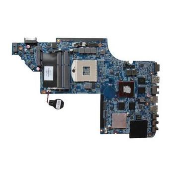 659094-001 HP System Board (MotherBoard) for Dv7-6000 Intel Socket-989 Notebook PC (Refurbished)