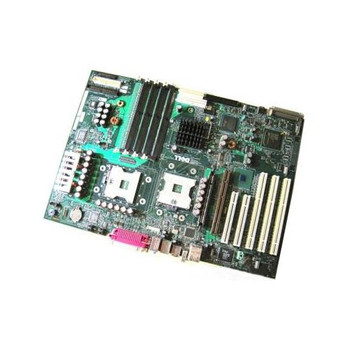 F1262 Dell System Board (Motherboard) for Precision Workstation 650 (Refurbished)
