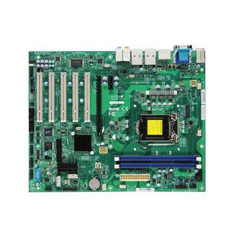 C7H61-O SuperMicro Intel H61 Express Chipset 2nd and 3rd Gen Core i7/ i5/ i3 Pentium/ Celeron Processors Supported Socket H2 LGA1155 ATX Motherboard (