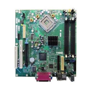 2RRCP Dell Mother Board (Refurbished)