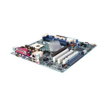 323091-001 HP System Board (Motherboard) Pentium-4 Socket 478-Pin for HP EVO DC330/DC530 Desktop PC (Refurbished)