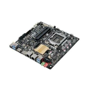 H110T ASUS Socket LGA 1151 Intel H110 Chispet 7th/6th Generation Core i7 / i5 / i3 / Pentium / Celeron Processors Support DDR4 2x DIMM 2x SATA 6.0Gb/s