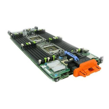 VHRN7 Dell System Board (Motherboard) for PowerEdge M620 (Refurbished)