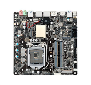 Q170T/CSM Asus Desktop Motherboard Intel Q170 Chipset Socket H4 LGA-1151 Mini ITX 1 x Processor Support 32GB DDR4 SDRAM Maximum RAM 2.13 GHz Memory Sp
