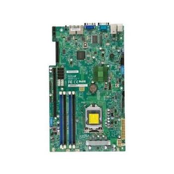 MBD-X9SPU-F-O SuperMicro Intel C216 Xeon E3-1200 V2 Series 2nd Gen Core i3 Processors Support Socket H2 LGA 1155 Server Motherboard (Refurbished)