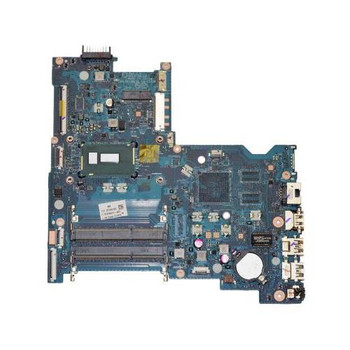 816811-501 HP System Board (Motherboard) with Intel Core i3-5010u 2.1GHz Processor for 15-ac113cl Laptop (Refurbished)