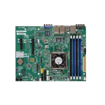A1SAM-2750F-O SuperMicro Intel Atom C2750 DDR3 SATA3 V&4GBe Server Motherboard (Refurbished)