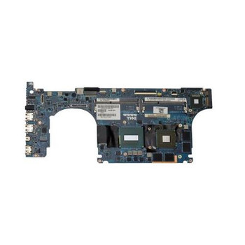 43PNN Dell System Board (Motherboard) Core i7 2.3GHz (i7-4712) with CPU for XPS 15 9530 (Refurbished)