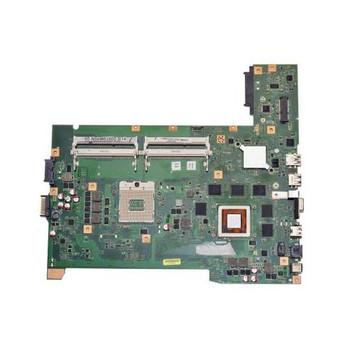 60-N56MB2800-B14 ASUS G74SX Gaming Intel Socket 989 Laptop System Board - Motherboard (Refurbished)