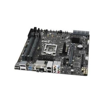 P10S-M ASUS Socket LGA1151 Intel C232 Chipset U-ATX Motherboard (Refurbished)