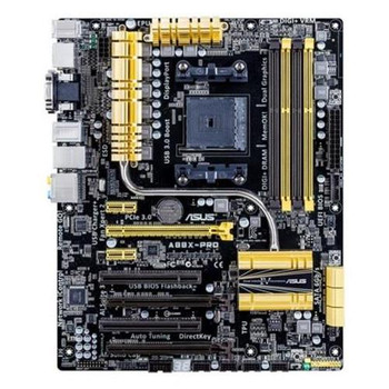 A88X-PRO ASUS Athlon/A Series Processor AMD A88X (Bolton D4) Chipset Socket FM2+ ATX Motherboard (Refurbished)