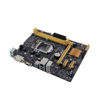 H81M-K ASUS Socket LGA1150 Intel H81 Chipset micro-ATX Motherboard (Refurbished)