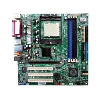 MS-7184 MSI Supports 64-bit AMD Athlon64/64FX Processor Socket 939 Micro ATX Mainboard (Motherboard) (Refurbished)