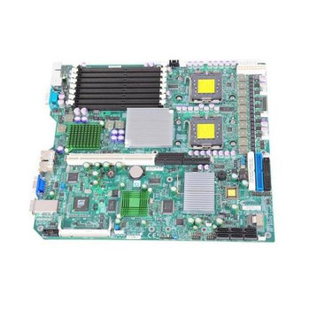 X7DBR-I+ SuperMicro Intel 5000P (Blackford) Chipset Xeon Quad-Core 5400/5300 and Dual-Core 5200/5100/5000 Series Processors Support Dual Socket LGA771