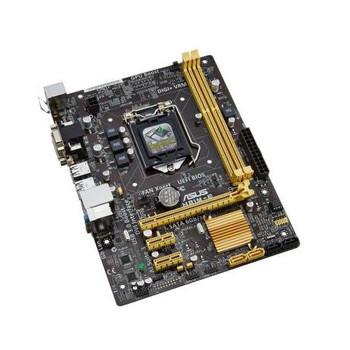 H81M-E ASUS 4th GenerATIon Core i7/i5/i3 Processor Support Intel H81 Chipset Socket LGA1150 micro-ATX Motherboard (Refurbished)