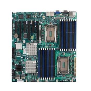 H8DGI-F SuperMicro Dual AMD Opteron 6300P Processor Support Dual AMD SR5690/SP5100 Chipset Socket G34 E-ATX System Board (Refurbished)