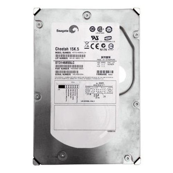 ST3146855LC Seagate 146GB 15000RPM Ultra 320 SCSI 3.5 16MB Cache Cheetah Hard Drive
