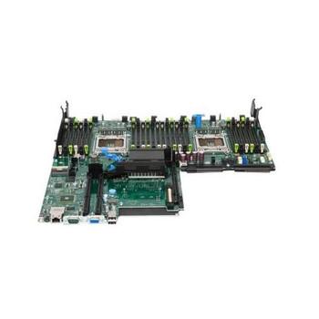 020HJ Dell System Board (Motherboard) for PowerEdge R720 (Refurbished)