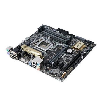 MB-Z170MPL ASUS Z170M-PLUS Socket LGA1151 Intel Z170 Chipset micro-ATX Motherboard (Refurbished)