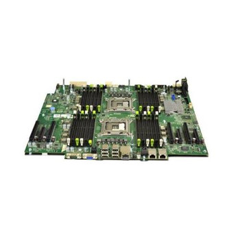 0658N7 Dell Dual Socket LGA2011 System Board (Motherboard) for PowerEdge T620 (Refurbished)