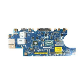 K9D27 Dell System Board (Motherboard) Core i7 2.6GHz (i7-5600U) with CPU for Latitude E5550 (Refurbished)