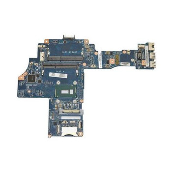 H000080910 Toshiba Motherboard with Intel Core i5-5200u 2.2GHz Processor for Satellite E45T-B4100 Laptop (Refurbished)