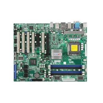 MBD-C2SBC-Q SuperMicro Intel Q35 QC Max-8GB DDR2 PCIE16 PCIE8 5PCI 2GBE Sata Socket LGA775 ATX Server Motherboard (Refurbished)