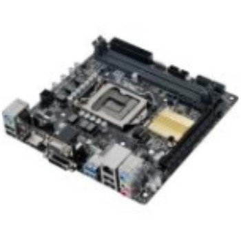 H110I-PLUSD3 Asus H110I-PLUS D3 Desktop Motherboard Intel H110 Chipset Socket H4 LGA-1151 (Refurbished)