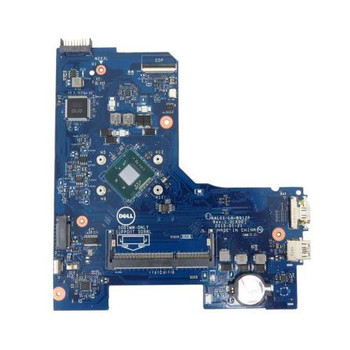 0V51V Dell System Board (Motherboard) with Intel Pentium N3540 2.16GHz Processor for Inspiron 15-5552 Laptop (Refurbished)