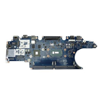 17FG2 Dell System Board (Motherboard) with Intel Core i7-5600U Processor for Latitude E5450 (Refurbished)