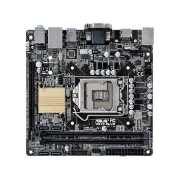 H110I-PLUS ASUS D3 Motherboard Mini Itx LGA1151 Socket H110 Usb 3.0 G (Refurbished)
