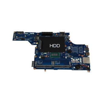 83KT5 Dell System Board (Motherboard) for Latitude E5540 (Refurbished)